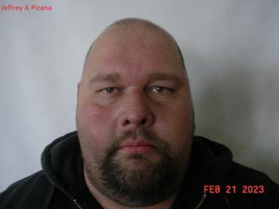 Jeffrey Allen Pizana a registered Sex or Violent Offender of Indiana