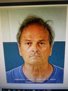 Harold Dean Bailey a registered Sex or Violent Offender of Indiana