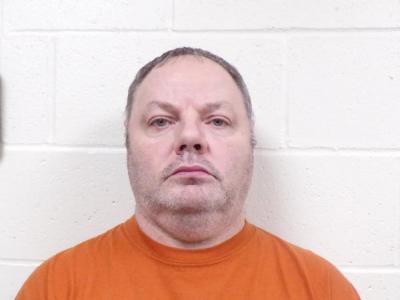 David Joseph Brown a registered Sex or Violent Offender of Indiana