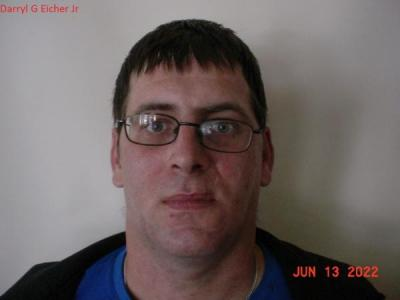 Darryl Gene Eicher Jr a registered Sex or Violent Offender of Indiana