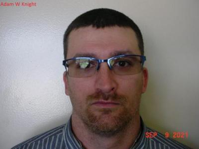 Adam W Knight a registered Sex or Violent Offender of Indiana