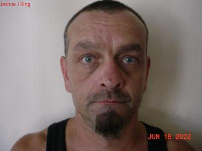 Joshua Jerome King a registered Sex or Violent Offender of Indiana