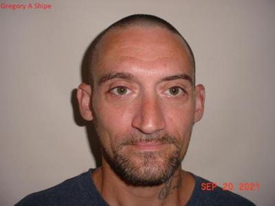 Gregory Allen Shipe a registered Sex or Violent Offender of Indiana