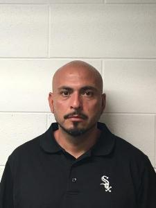 Jose Cantu III a registered Sex or Violent Offender of Indiana