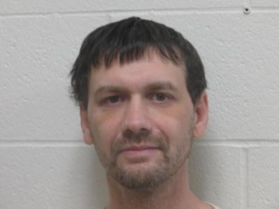 Bradley Wayne Woods a registered Sex or Violent Offender of Indiana