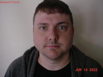 Jameson T Curry a registered Sex or Violent Offender of Indiana