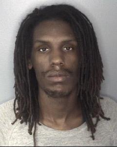 Dashone Markeesh Burton a registered Sex or Violent Offender of Indiana
