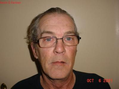 Kevin Donald Farmer a registered Sex or Violent Offender of Indiana