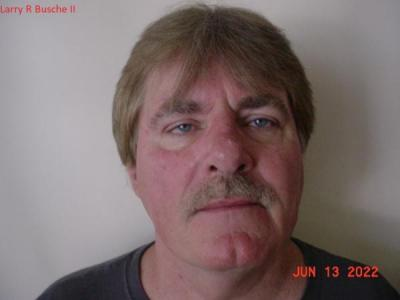 Larry Raymond Busche II a registered Sex or Violent Offender of Indiana