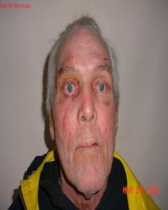 Rex William Worman a registered Sex or Violent Offender of Indiana