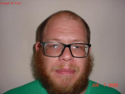 Joseph William Fritz a registered Sex or Violent Offender of Indiana
