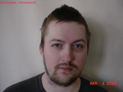 Christopher James Woodworth a registered Sex or Violent Offender of Indiana
