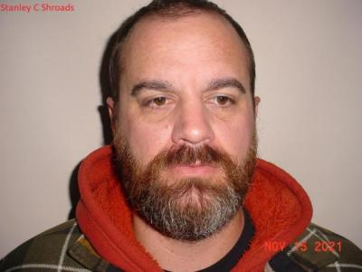 Stanley C Shroads a registered Sex or Violent Offender of Indiana