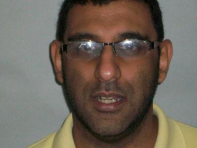 Shreyas Manubhai Patel a registered Sex or Violent Offender of Indiana