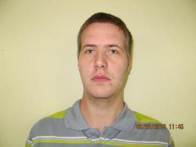 Mark Essary II a registered Sex or Violent Offender of Indiana
