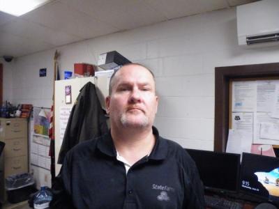 Jeffrey George Baker a registered Sex or Violent Offender of Indiana