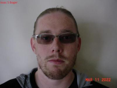 Isaac Scott Boger a registered Sex or Violent Offender of Indiana
