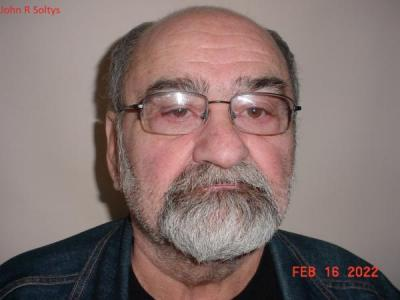 John Richard Soltys a registered Sex or Violent Offender of Indiana