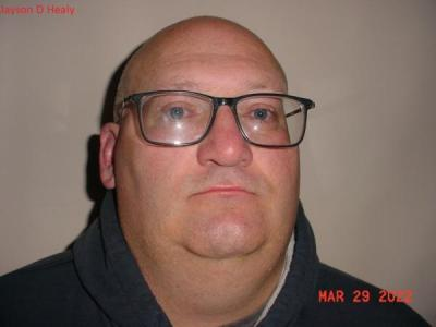 Jayson David Healy a registered Sex or Violent Offender of Indiana