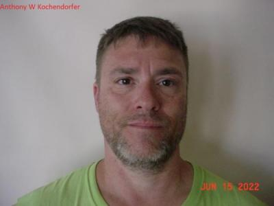 Anthony William Kochendorfer a registered Sex or Violent Offender of Indiana