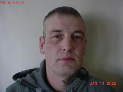 Michael William Soule a registered Sex or Violent Offender of Indiana