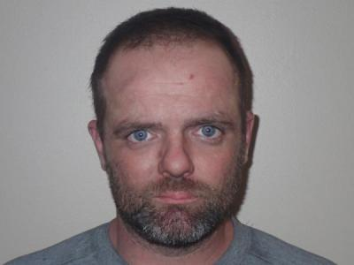 Chad Arthur Vicars a registered Sex or Violent Offender of Indiana