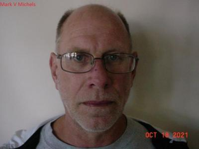 Mark Vincent Michels a registered Sex or Violent Offender of Indiana