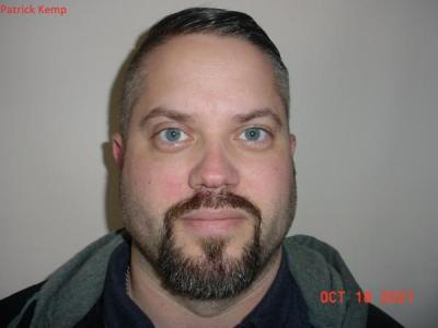 Patrick Evan Kemp a registered Sex or Violent Offender of Indiana