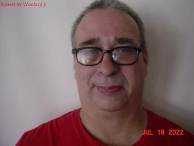 Robert W Woolard II a registered Sex or Violent Offender of Indiana
