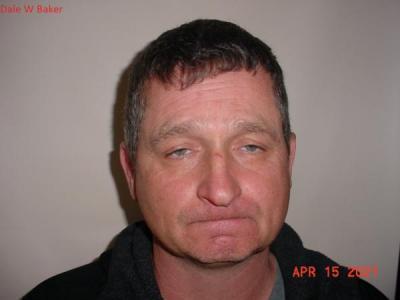 Dale Wayne Baker a registered Sex or Violent Offender of Indiana