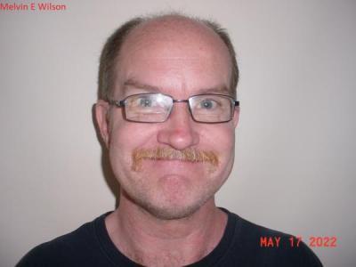 Melvin E Wilson a registered Sex or Violent Offender of Indiana