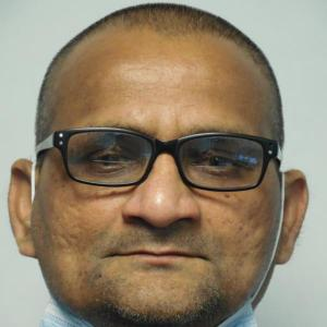 Chanrakant Dhayabhai Patel a registered Sex or Violent Offender of Indiana